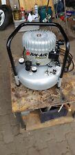 Jun-Air A/S Compressor Modell 6-S flüsterleise für Labo Werkstatt