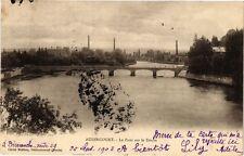 CPA  Audincourt - Le Pont sur le Doubs    (183171)