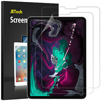JETech Screen Protector for iPad Pro 11-Inch 2018 Premium PET Film 2-Pack