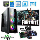Ultra Fast I7 Desktop Gaming Computer Pc 2tb 16gb Ram Gtx 1070 8gb Windows 10