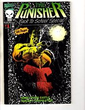 3 Punisher Marvel Comic Books Back To School # 1 The Prize # 1 Armory # 1 PP6