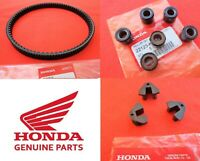 Honda PCX 125 Drive Belt + Roller Weights + Sliders 2015 - 2018 **UK STOCK**