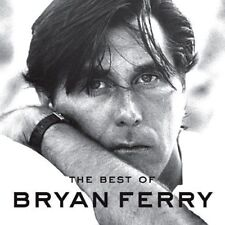 BRYAN FERRY THE BEST OF REMASTERED CD NEW