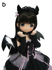 MAMACHAPP Nanachan Little Devil Dress Ver. Dark Brown Hair 1/6 Fashion Doll