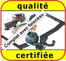 ATTELAGE remorque VW Golf VI Break dès 2009 + faisceau 7 broches complet / neuf