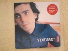 MR. OIZO - FLAT BEAT. CD SINGLE 4 TRACKS