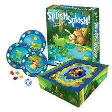 SPLISH SPLASH! THE GAME THAT'S SWIMMING WITH FUN! FUN FAMILY GAMEWRIGHT GAMES