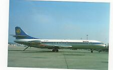 Baltic SE210 Caravelle 10B3 Aviation Postcard, A746