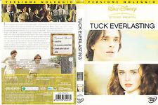 Tuck Everlasting. Vivere per sempre (2002) DVD - EX NOLEGGIO