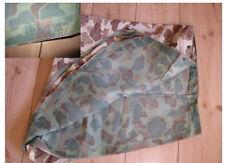 USMC Marines Pacific Poncho camouflage Duck hunter 1944 WW2 Jungle shelter sheet