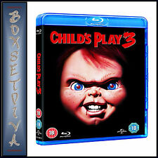 CHILDS PLAY 3 - Justin Whalin & Perrey Reeves   ***BRAND NEW  BLU-RAY ***
