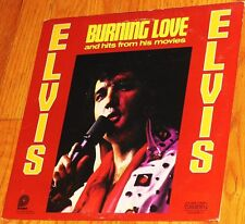 VINYL LP Elvis Presley - Burning Love and Hits From His Movies Volume 2 / RCA