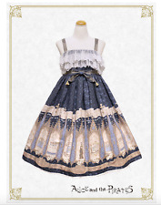Kawaii Cute AP Blue Baby The Grace JSK Lolita Dress