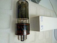CV511 Brimar Orange Print  6V6  Tube Valve New Old Stock 1 PC S17