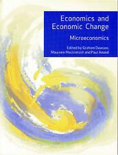 Economics and Economic Change: Microeconomics, , Very Good Book