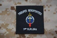 Z032 écusson patch insigne militaire TAP Troupes Aéroportées 1er RPIMa PARA