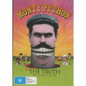 Monty Python - Almost The Truth: The Lawyers Cut (DVD, 2009, 3-Disc Set) R-4 NEW