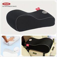 Black Luxury Cushion Car Seat Cushion Armrest Center Consoles Cushion Pillow Pad