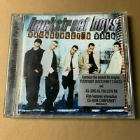 Backstreet's Back - Backstreet Boys (CD, 1996, Jive) 13 Tracks