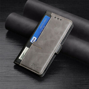 For LG V60 ThinQ 5G G8X ThinQ K6 Luxury Magnetic Flip Leather Wallet Cover Case