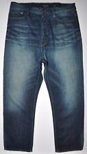 Replay Women's Harem Super Dropped Crotch Dark Blue Boyfriend Jeans 29 X 24 1/4