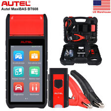 Autel MaxiBAS BT608 OBD2 Auto Diagnostic Tool Battery Electrical System Scanner