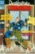 Deathstroke the Terminator # 5 (USA,1991)