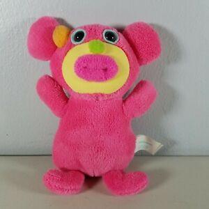 Sing-A-Ma-Lings Sunny Plush Doll Pink Says Wakey Wakey Eggs & Bakey