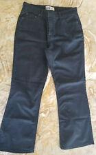 Women's Levi's Levis Signature At Waist - Bootcut BLACK Jeans Misses Sz 12 Short