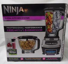 Ninja Supra Kitchen System Professional Performance Blender System (BL780) *New*