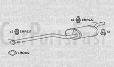 Scatola centrale di scarico Ford Focus 1.8 BENZINA/GPL Estate 10/2000 a 02/2001