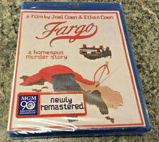 Fargo (Blu-ray Disc, 2014) Remastered Brand New and Sealed!