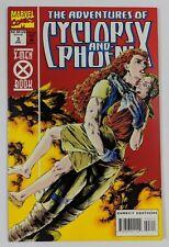 The Adventures of Cyclops and Phoenix #3 Marvel Comic 1994 Scott Lobdell