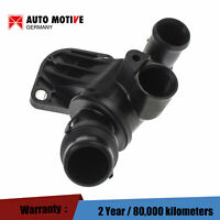 Coolant Thermostat With Housing Fit for Audi A4 B7 05-08 2.0T 06D121111G