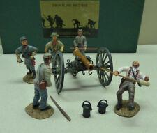 Frontline Figures, Südstaaten Kanonenmannschaft, Confederate Cannon, ACG.1