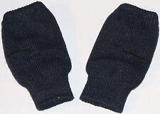 dark Blue SLEEVE GLOVES NEW Winter/snow Stylish bum/hobo warm glove FREE POSTAGE