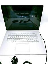 "Surfacebook 2 15"" 256GB i7 16 CPO 1 Year"