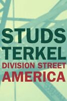 DIVISION STREET AMERICA by Studs Terkel Paperback Book The Fast Free Shipping