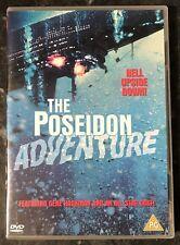 THE POSEIDON ADVENTURE DVD 1972 (GENE HACKMAN) GOOD AS NEW FREE POST