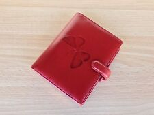 NEW FILOFAX BUTTERFLY Pocket Organiser Italian Leather .RARE. -SEE DESCRIPTION-