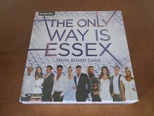 THE ONLY WAY IS ESSEX TOWIE TRIVIA BOARD GAME (NEW FACTORY SEALED)