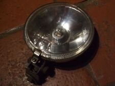 """VINTAGE RAYDYOT CHROME SPOTLAMP 6"""" dia   chrome great needs a clean with fitting"""