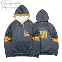 Anime Girls Frontline Winter Warm Sweatshirt Coat Hoodie Long Sleeve Pullover