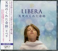 LIBERA-TENSHI NO KURETA KISEKI (JAPANESE TITLE)-JAPAN CD+DVD E25