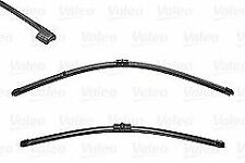 NEW VALEO FRONT WIPER BLADE TWIN PACK 600mm 400mm BMW 3 SERIES E92 VF337