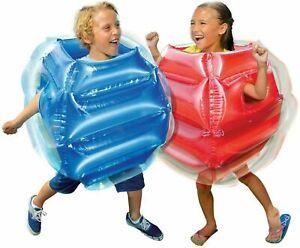 BANZAI Bump n Bounce Body Bumpers Outdoor Garden Game Play Gift Kids Girl Boy