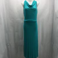 Trina Turk Blue Maxi Dress Medium