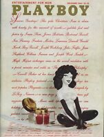 PLAYBOY DECEMBER 1964 Jo Collins Carol Baker Favorite Playmates first 10 yrs (3)