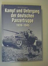 Lotta e affondamento della Deutsche carri armati truppa 1939-45 STORIA CONTEMPORANEA/immagine nastro