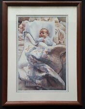 Steve Hanks - Small Miracle Print - Signed, Framed, Matted, Numbered, COA